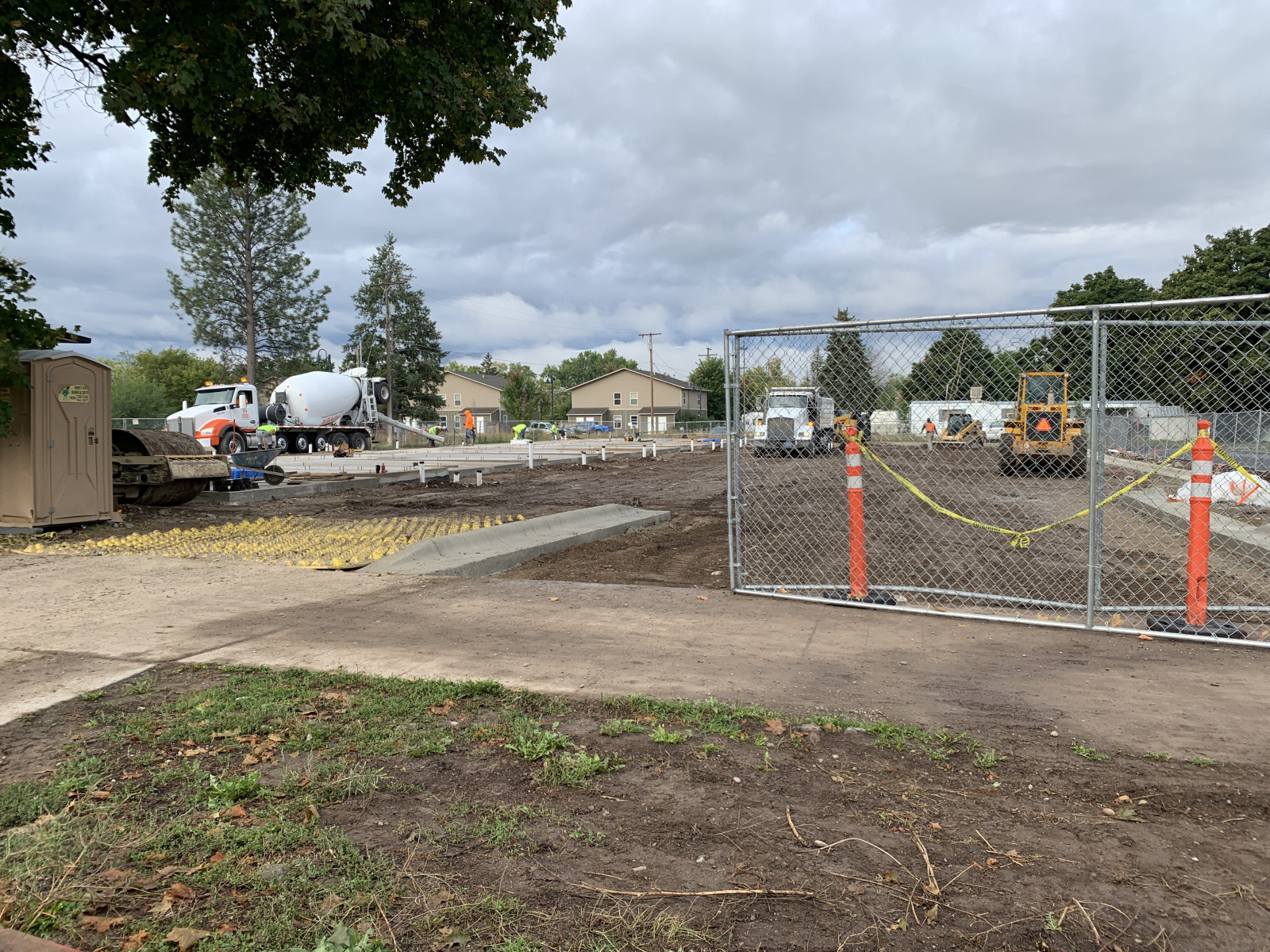 The Row at Milwaukee Trail Residential Project