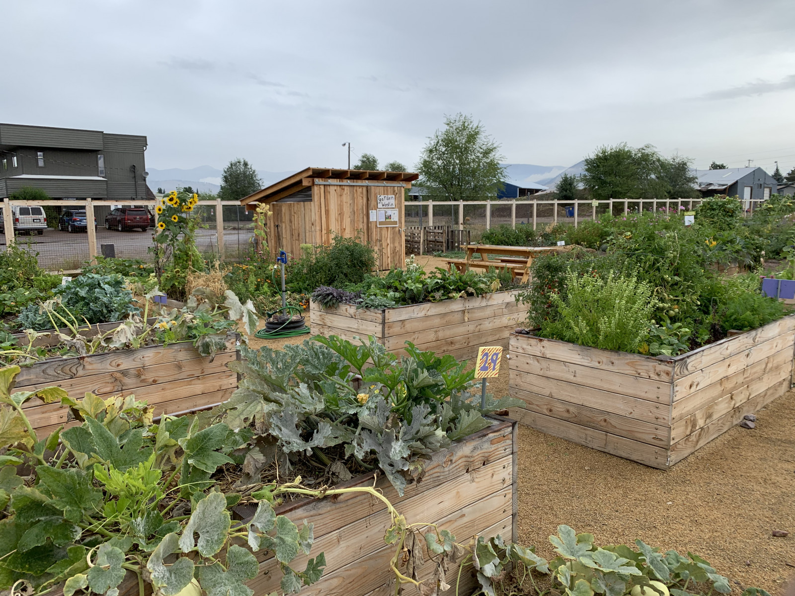 MRL Park Community Garden
