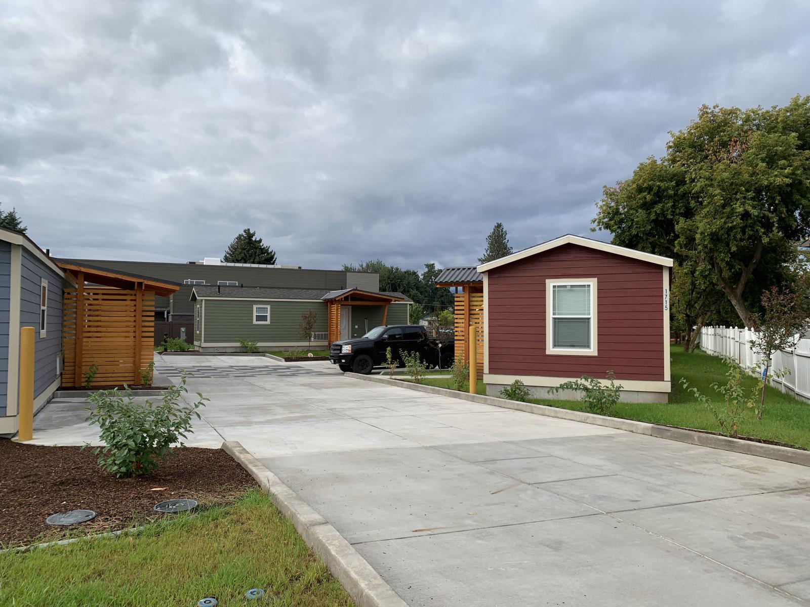 Montana Street Homes